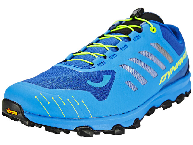 Dynafit Feline Vertical Shoes Men sparta blue/fluo yellow